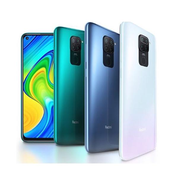 گوشی شیائومی ردمی نوت 9 دارای ابعاد 162.3×77.2×8.9 میلیمتر و وزن 199 گرم است. قاب جلو و پشتی این گوشی از جنس شیشه می باشد که توسط گوریلا گلس 5 محافظت می شود. فریم دور گوشی از جنس پلاستیک است