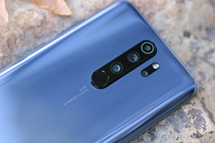 بهترین گوشی شیائومی از نظر دوربین ، شیائومی نوت 8 پرو دارای دوربین اصلی 64+8+2+2 مگاپیکسل