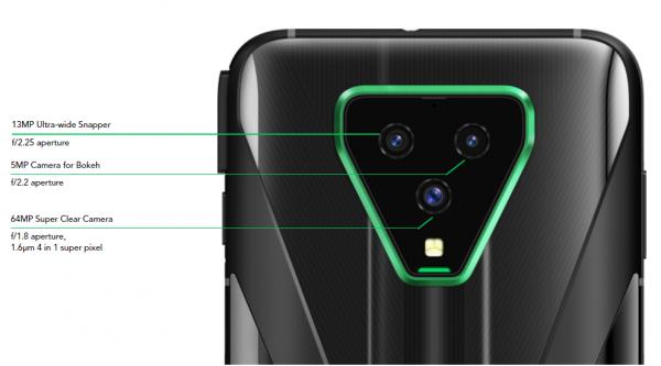 گوشی شیائومی black shark 3 دارای سیستم عامل اندروید 10 می باشد پردازنده های به کار رفته در گوشی black shark 3  تراشه اسنپدراگون 865 با فناوری 7 نانومتری
