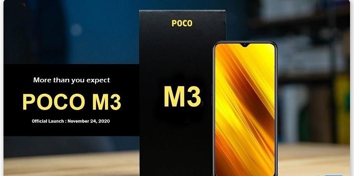 گوشی شیائومی poco m3 یک گوشی گیمینگ اقتصادی با کیفیت عالی و منحصر به فرد