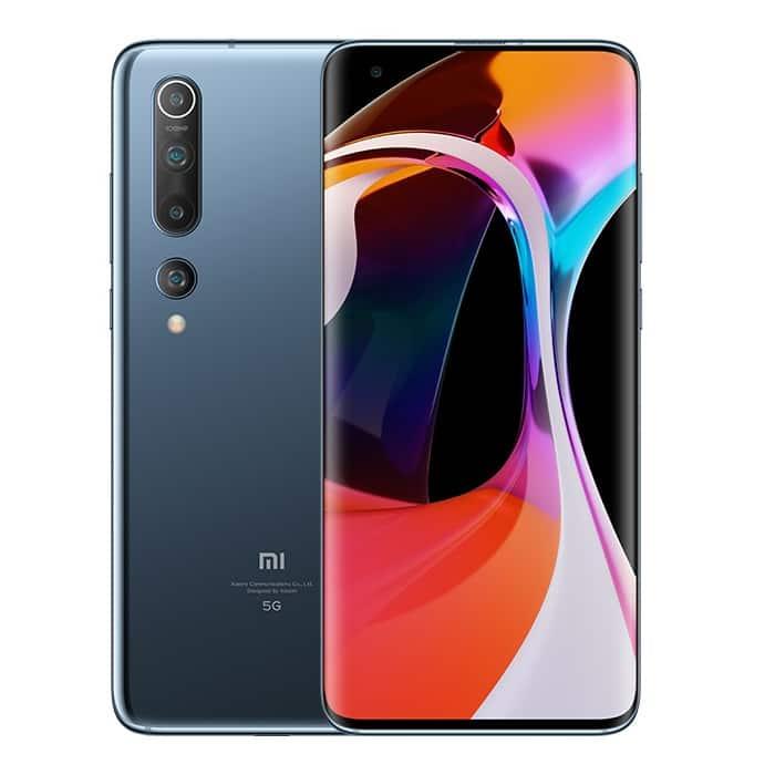 مشخصات و قیمت گوشی شیائومی می 10 / گوشی xiaomi mi 10 اندروید با باتری 4780 میلی آمپری و ظرفیت 128/256 گیگابایتی به همراه رم 12 گیگابایتی