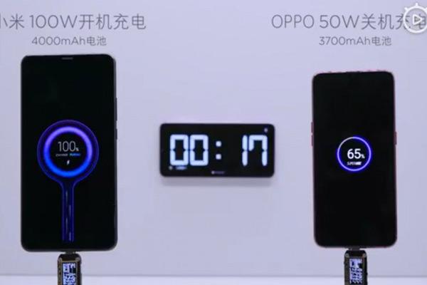 هدف شیائومی در سال 2021 ارائه اولین شارژر 100 واتی خود را برای گوشی گیمینگ  برند black skark  خود ارائه کند.