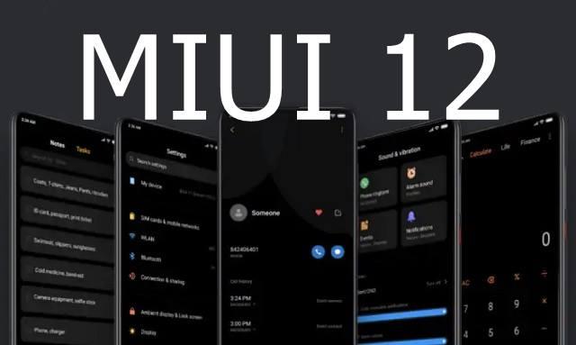 گوشی شیائومی redmi 7A آپدیت MIUI 12 را دریافت می کند.