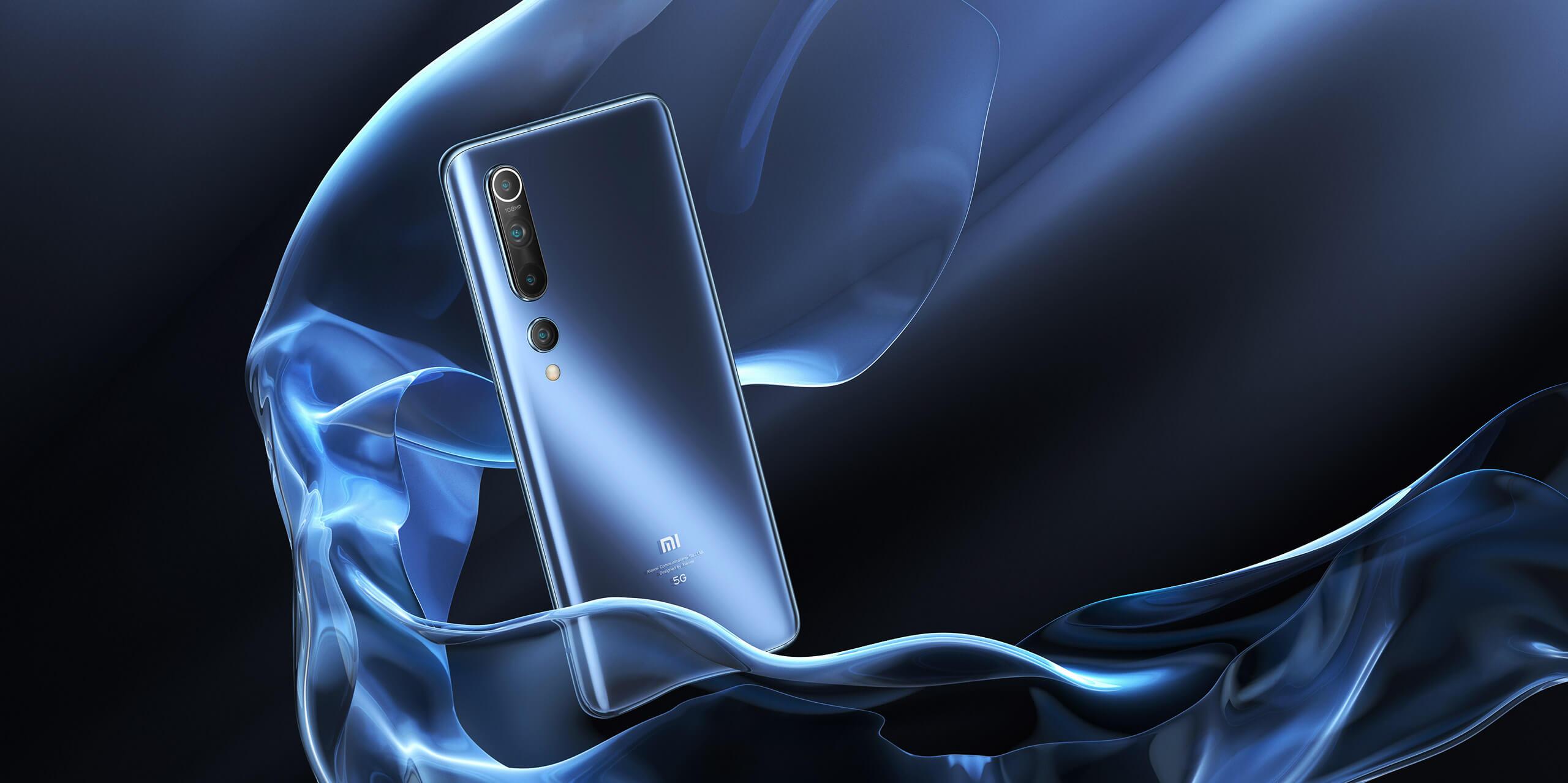 گوشی  شیائومی mi 10 دارای ابعاد 162.5×74.8×9 میلی متر و وزن 208 گرم  و طراحی بی نظیر می باشد.