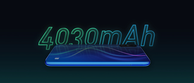 گوشی شیائومی می ای 3 با  باتری 4030  میلی آمپری با قابلیت شارژ سریع 18 واتی