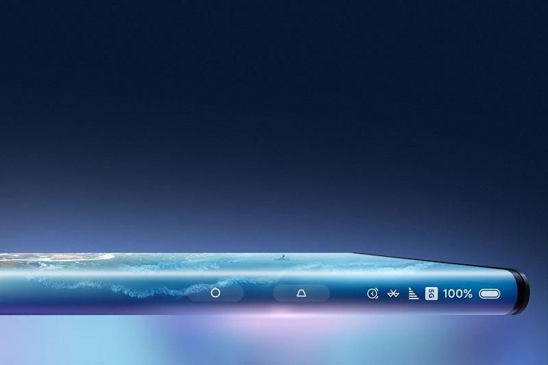 گوشی شیائومی می میکس آلفا  دارای باتری قدرتمند لیتیوم پلیمری 4050 میلی آمپری با قابلیت شارژ سریع 40 واتی