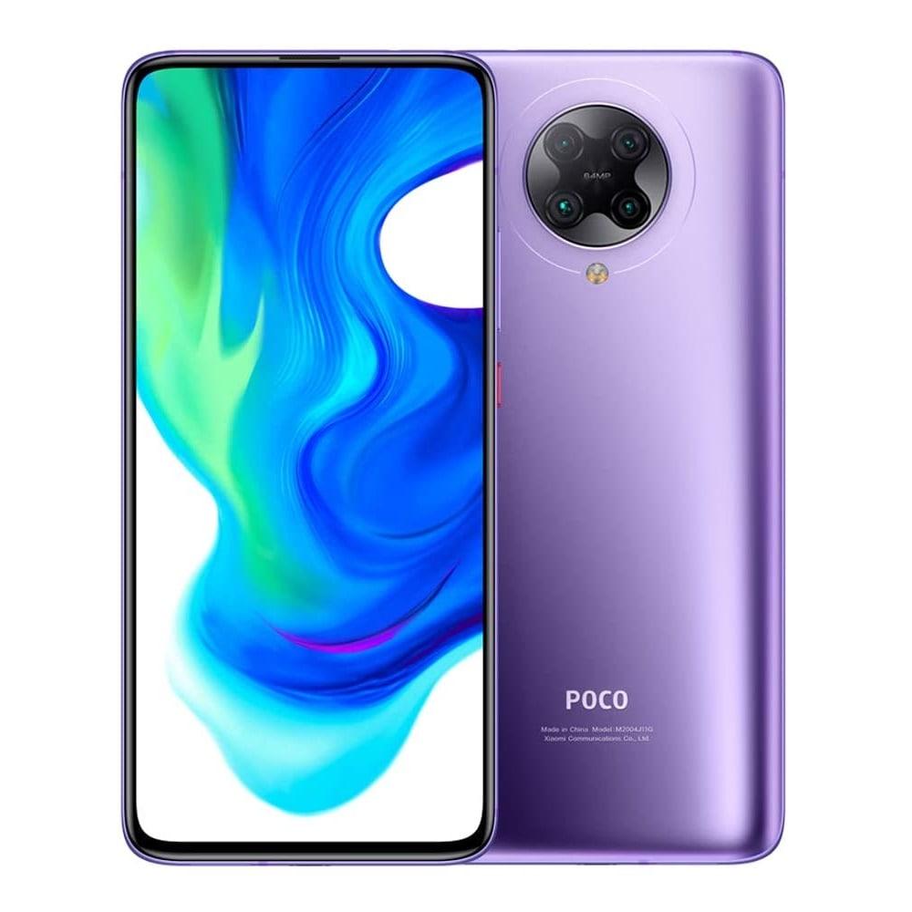 گوشی شیائومی پوکو اف 2 پرو از بهترین گوشی های شیائومی 2021 که دارای ظاهری زیبا با وجود دوربین سلفی پاپ آپ ، باتری بادوام و نمایشگر بزرگ و نشکن در کنار بهترین پردازنده ی حال حاضردنیا می باشد
