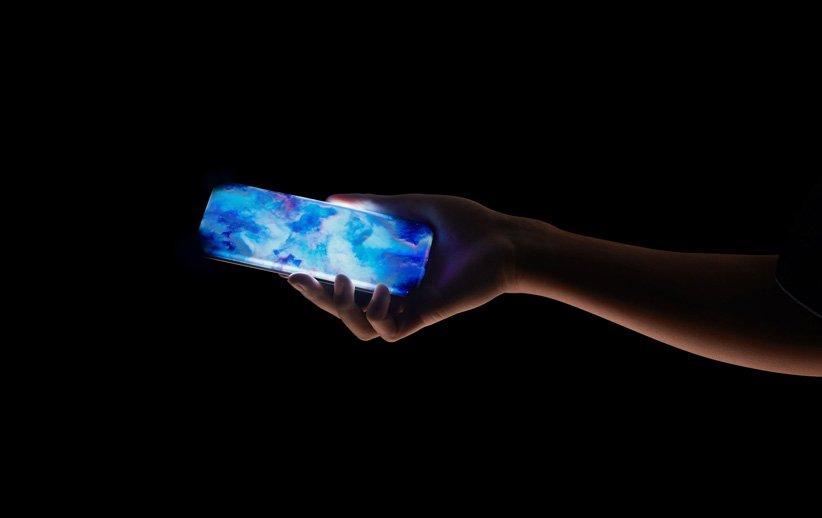 شیائومی به تازگی از یک گوشی جدید مفهومی با 4 لبه خمیده رونمایی کرده است. این گوشی مجهز به نمایشگر واترفال و ابشاری با 4 لبه ی خمیده می باشد