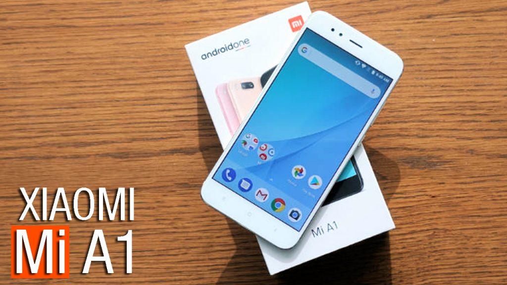گوشی شیائمی mi A1 برخلاف سایر گوشی های شیائومی که از رابط کاربری MIUIخود شرکت شیائومی استفاده می کنند این گوشی با همکاری گوگل از رابط کاربری اندروید وان استفاده کرده است که یک رابط کاربری بسیار ایمن است.