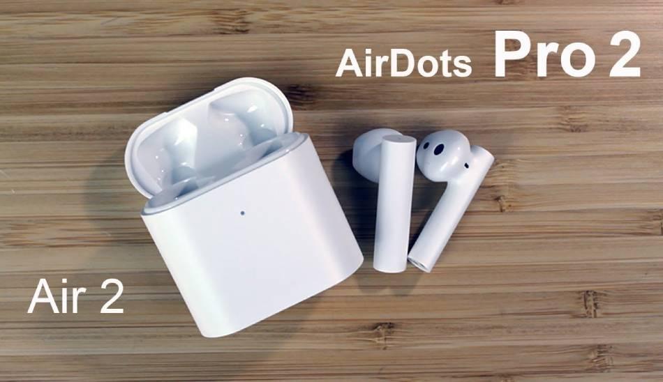 ایرفون پرو 2 بی سیم شیائومی- airphone pro 2