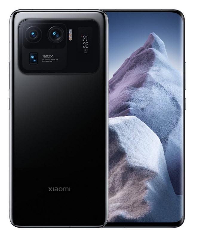 مقایسه صفحه نمایش می 11 اولترا با سامسونگ اس 21 -   mi 11 ultra vs Samsung s21