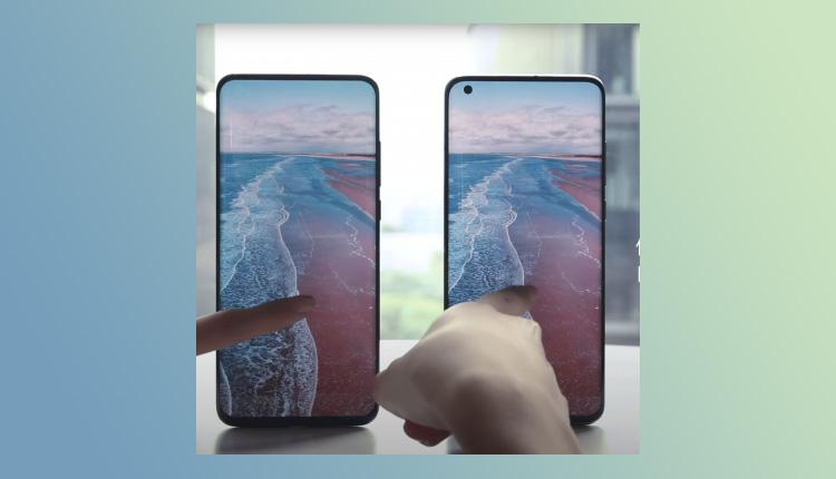 دوربین سلفی زیر نمایشگر شیائومی- رندرهای منتسب به پتنتی از شیائومی، ظاهر گوشی جدید این شرکت با دوربین سلفی زیر صفحه نمایش و نمایشگر تمام ..