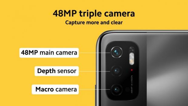 ظاهر جدید گوشی poco m3 pro / شیائومی / Xiaomi تیزری از گوشی هوشمند پوکو ام 3 پرو نسخه 5 جی / Poco M3 Pro 5G منتشر کرده که طراحی ظاهری آن را مشخص میسازد