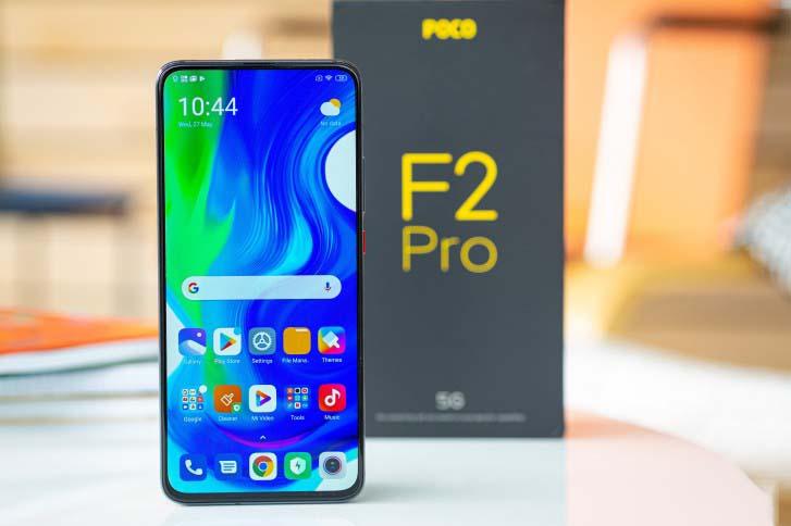 فروش عمده پوکو اف 2 پرو F2 Pro با ظرفیت 128 گیگابایت و رم 6 گیگابایت. ... شبکه 2G, GSM 850 / 900 / 1800 / 1900 - سیم کارت 1 & سیم کارت 2