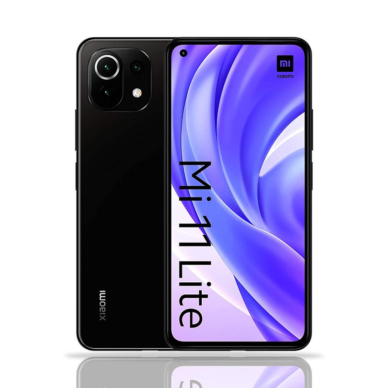 فروش عمده گوشی شیائومی می 11 لایت ظرفیت 128/6 گیگابایت – xiaomi mi 11 lite