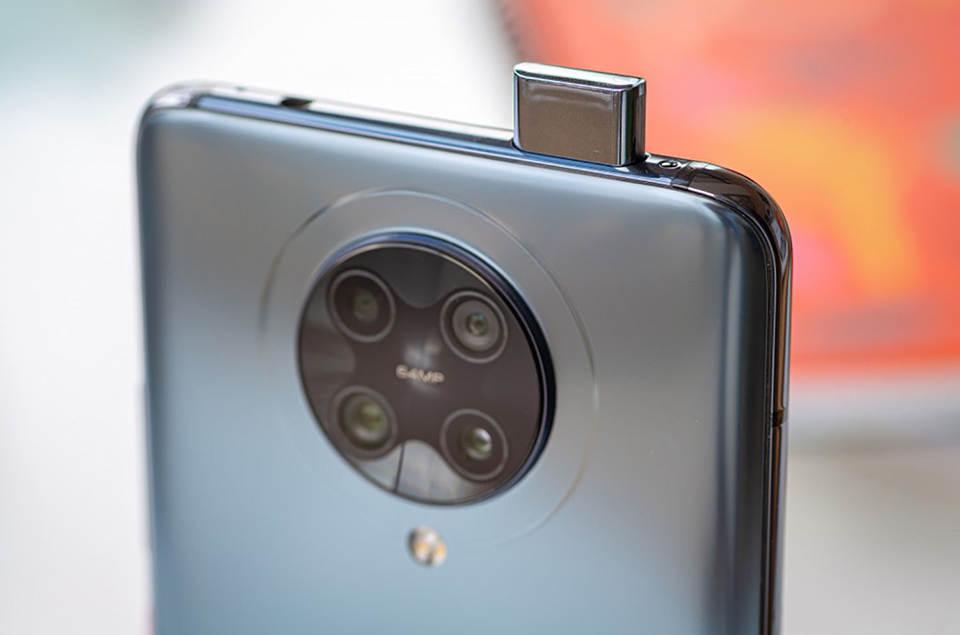 دوربین های حرفه ای گوشی شیائومی پوکو اف 2 پرو