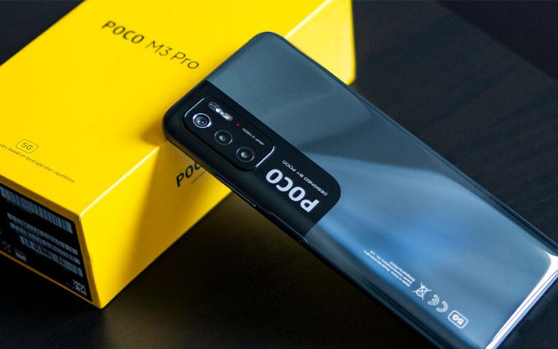 فروش گوشی شیائومی پوکو m3 پرو 5G با طراحی جدید!