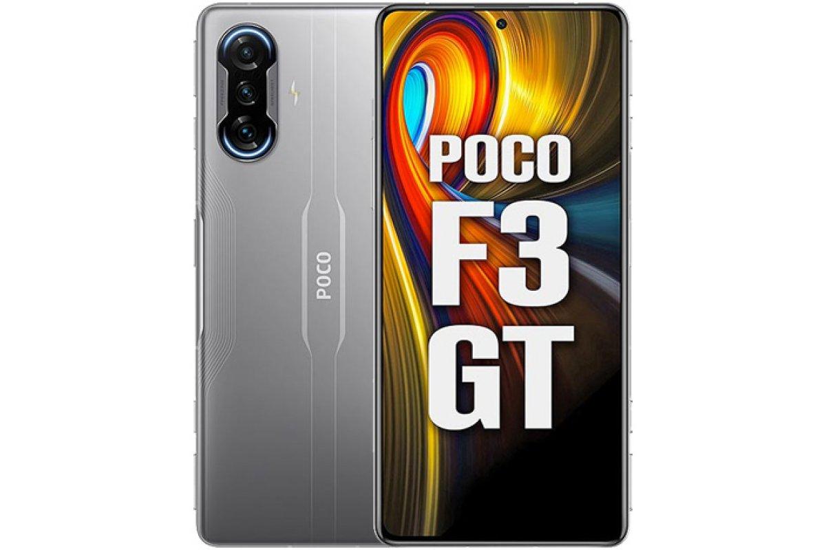 مشخصات و قیمت گوشی پوکو F3 GT شیائومی - Xiaomi Poco F3
