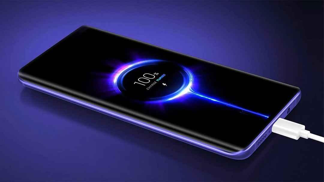 گوشی شیائومی می میکس 4 با قدرتمندترین شارژر (Mi MIX 4)