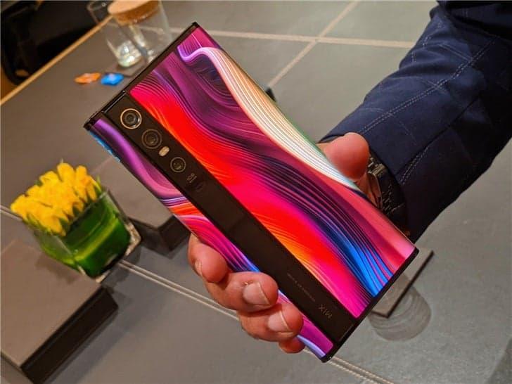 فروش گوشی شیائومی می میکس آلفا Xiaomi Mi Mix Alpha 512G مشخصات فنی می میکس آلفا شیائومی عرضه معرفی ۲۰۱۹، سپتامبر وضعیت عرضه در آینده نزدیک ..