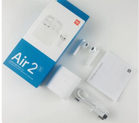 مشخصات فنی و قیمت هدفون بلوتوثی بی سیم شیائومی Mi Air 2S