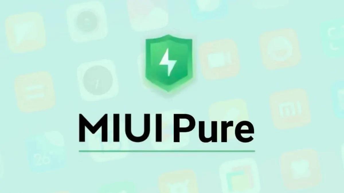 ویژگی MIUI Pure Mode شیائومی چیست و چه کارکردی دارد؟